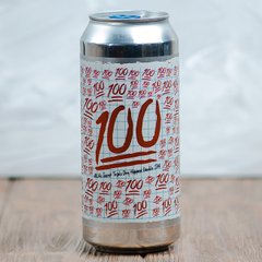 Burley Oak Brewing Company 100 (TDH W/ Vic Secret)