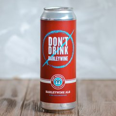 Port Brewing Company Don't Drink Barleywine