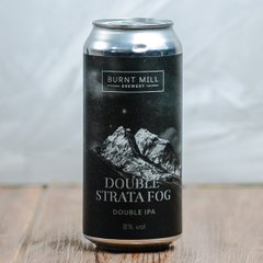 Burnt Mill Brewery Double Strata Fog