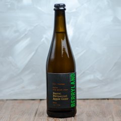 Berryland Barrel Fermented Apple Cider