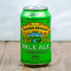 Sierra Nevada Brewing Co. Draught-Style Pale Ale