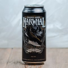 Sierra Nevada Brewing Co. Barrel-Aged Narwhal