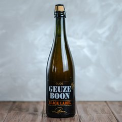 Boon Oude Geuze Boon Black Label Edition N°2