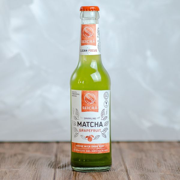 Seicha Matcha Drink - Grapefruit