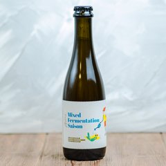 Browar Stu Mostów WILD10 Mixed Fermentation Saison Elderflower, Lemon Verbena, Acacia Honey
