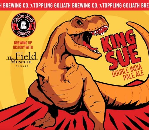 Toppling Goliath Brewing Co. King Sue