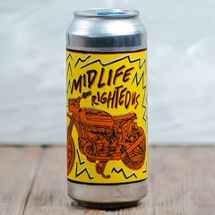 Burley Oak Brewing Company Mid Life Righteous