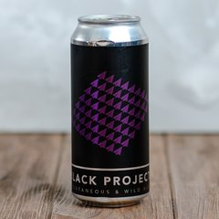 Black Project Spontaneous & Wild Ales TYPHOON