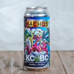 KCBC - Kings County Brewers Collective Community Nachos