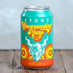 Stone Brewing Stone Neverending Haze IPA