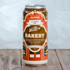 The Bruery Bakery: Cherry Pie