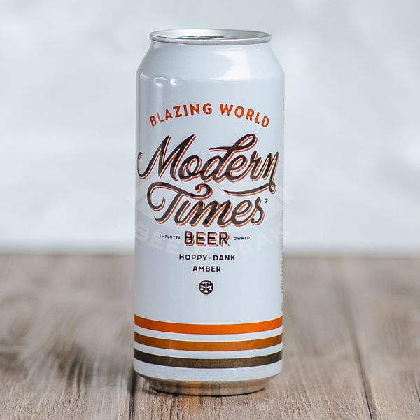 Modern Times Beer Blazing World - Amber