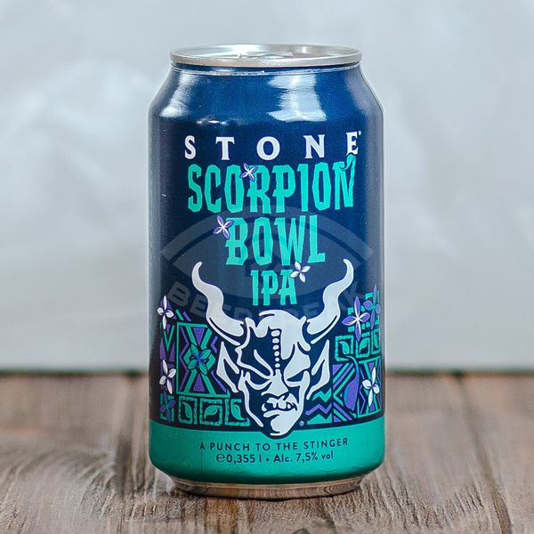 Stone Brewing Stone Scorpion Bowl IPA