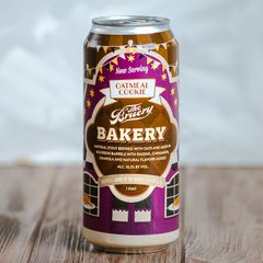 The Bruery Bakery: Oatmeal Cookie
