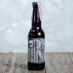 Brewdog Barrel Aged Clown King
