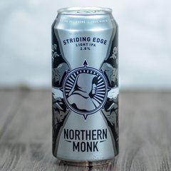 Northern Monk Striding Edge Light IPA