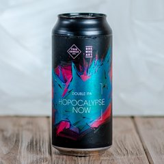 FrauGruber Brewing/BrewHeart Hopocalypse Now