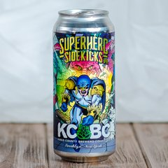 KCBC - Kings County Brewers Collective Superhero Sidekicks