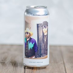 Evil Twin Brewing NYC Look Fast, Ride Slø
