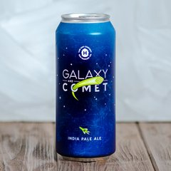 The Hop Concept Galaxy & Comet