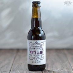 Emelisse Brouwerij White Label Dubbel Bock (Red Wine Blend)