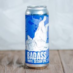 KF Brewery Badass White Session IPA
