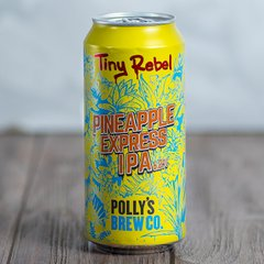 Tiny Rebel/Pollys Brew Pineapple Express IPA