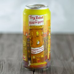 Tiny Rebel x Yeastie Boy Pomegranate & Molasses