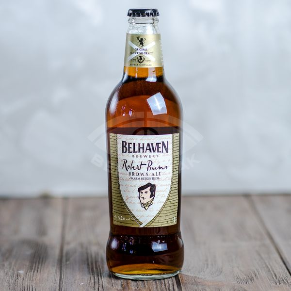 Belhaven Robert Burns Brown Ale