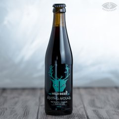 Wild Beer Rooting Around Winter
