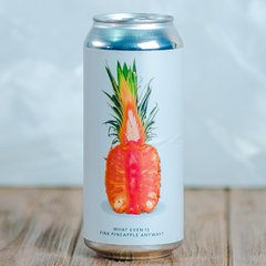 Evil Twin Brewing NYC WHAT EVEN IS PINK PINEAPPLE ANYWAY?