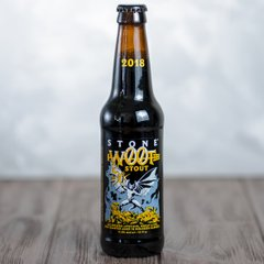 Stone Brewing Woot Stout (2018)